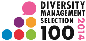DIVERSITY MANAGEMENT SELECTION 100 2014
