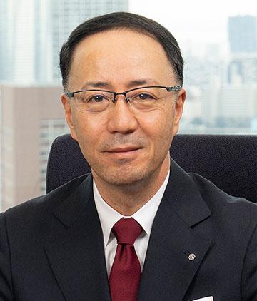 代表取締役社長 髙下貞二